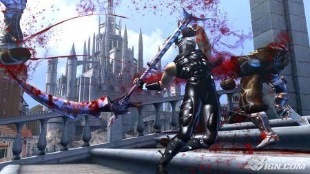 Ninja Gaiden Sigma 2 annuncio
