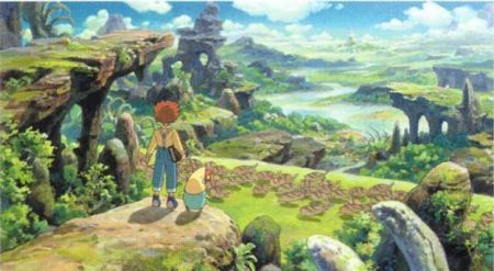 Ninokuni: The Another World, spot TV giapponese