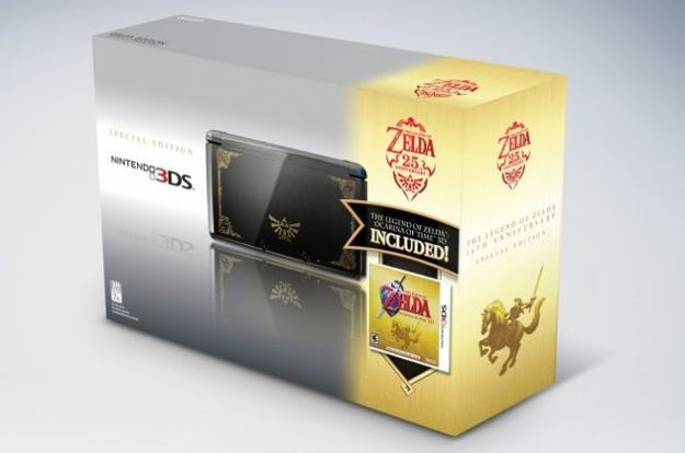 Nintendo 3DS in due imperdibili bundle con Super Mario e Zelda