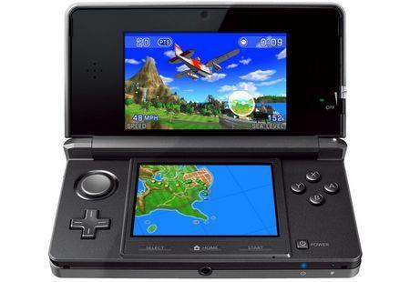Nintendo 3DS: il prezzo della nuova console mobile