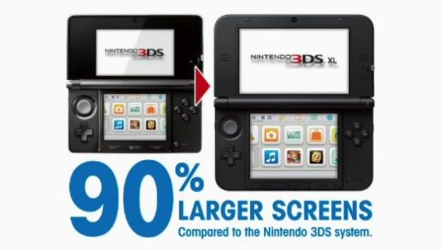 nintendo 3ds xl