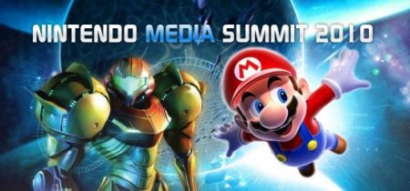 Logo Nintendo Media Summit 2010