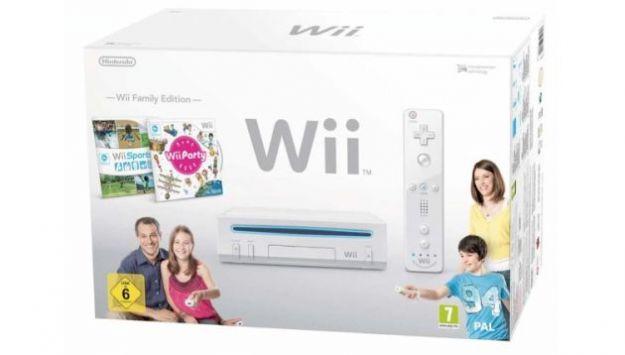 La Nintendo Wii arriva in un altro bundle con una speciale Family Edition