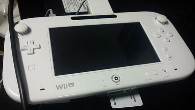 nintendo wii u controller tablet nuovo
