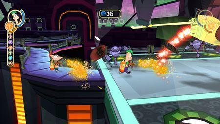 Tra i nuovi giochi Disney c'è Phineas e Ferb: nella Seconda Dimensione