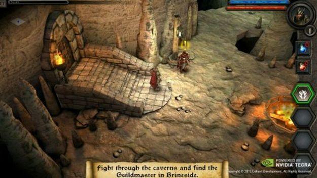 nuovi giochi nvidia e3 2012 tegra 3
