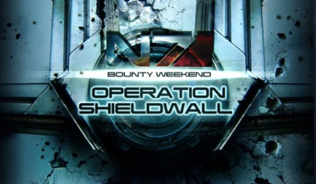 Mass Effect 3, annunciata l'Operation Shieldwall e un'arma potentissima
