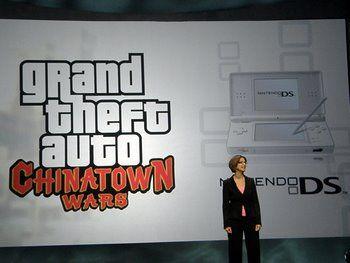 GTA per Nintendo DS: primi dettagli
