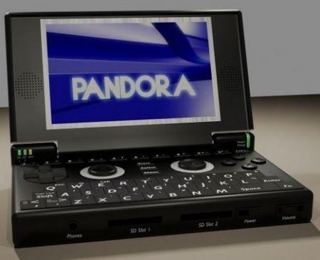 Pandora console open source