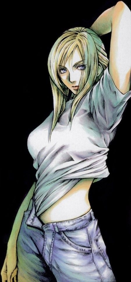 Parasite Eve: la saga Square Enix su PSN!