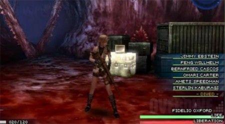 Parasite Eve: Square Enix, cosa combini? Aya diventa Lightning!
