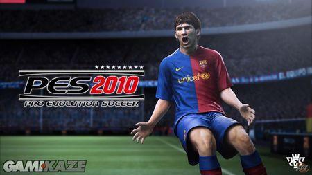 Annunciato Pro Evolution Soccer 2010