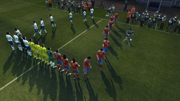 PES 2012: in arrivo un aggiornamento sulla base del calciomercato
