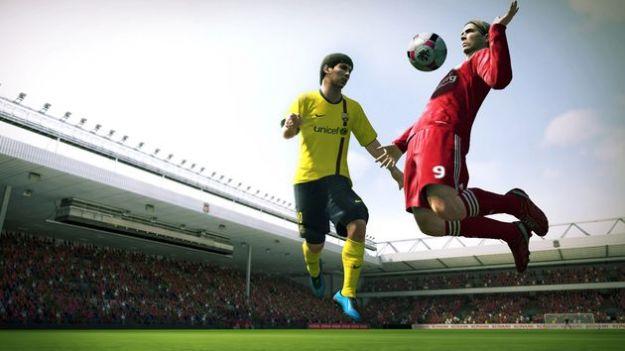 PES 2013 avrà inedite modalità di gioco e supporterà Kinect e PS Move