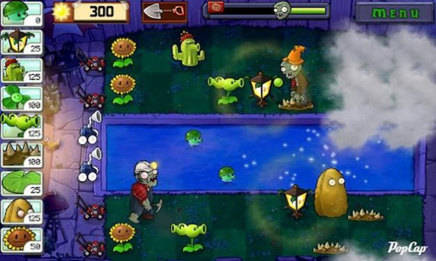 Piante contro Zombie download per iPhone e Android