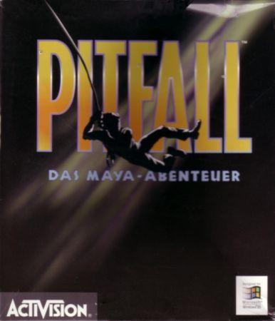 Pitfall – copertina storica