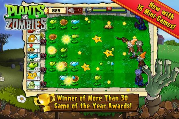 Plants Vs Zombies si aggiorna su iOS con una nuova modalità di gioco