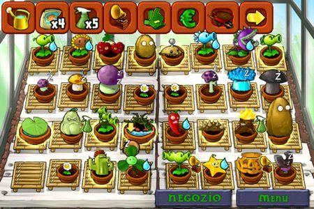 Plants vs Zombies si aggiorna su iPhone con ottime novità