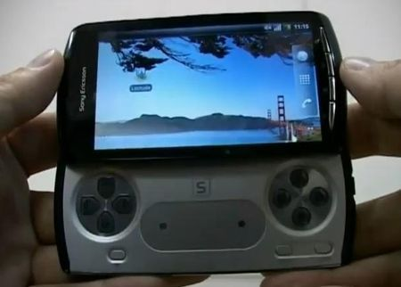 PlayStation Phone: uscita in primavera?