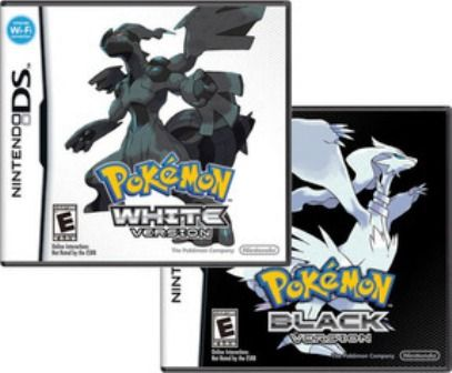pokemon bianco e nero global link foto