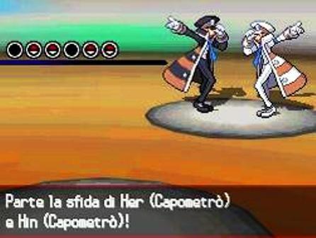 pokemon bianco e nero metro lotta