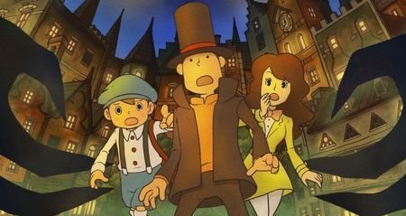 Professor Layton and the Spectre's Call: la data di uscita in Italia