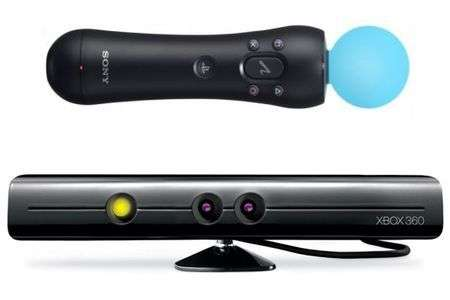 PS Move Kinect