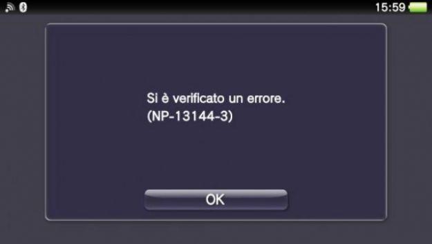 ps vita facebook errori download