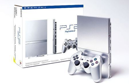 ps2 sony console
