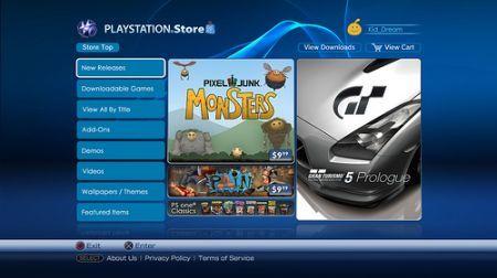 PSN Store – Aggiornamento del 5 dicembre