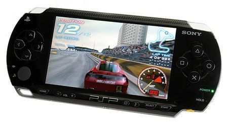 Giochi PSP: grande successo in Giappone