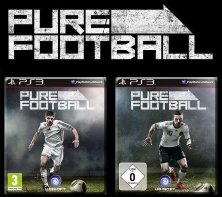 Pure Football: cover PS3 e Xbox 360