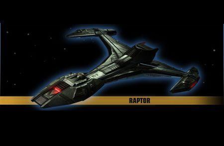 Raptor Star Trek Online