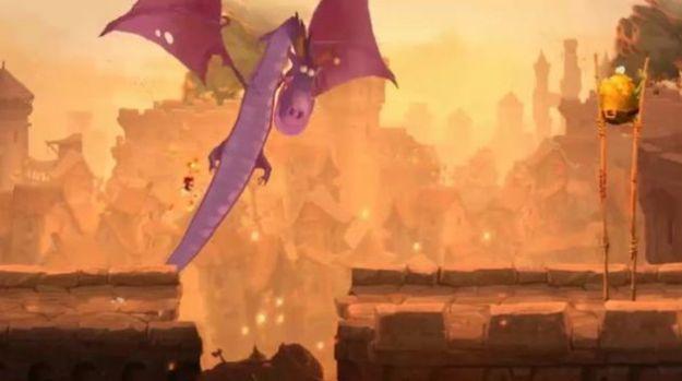 rayman origins 2 sviluppo