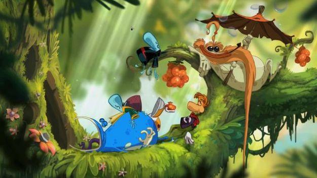 Rayman Origins tra i giochi di Ubisoft per PS Vita al lancio europeo