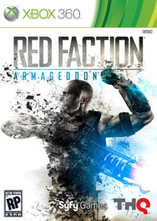 red faction armageddon ps3 xbox 360 pc