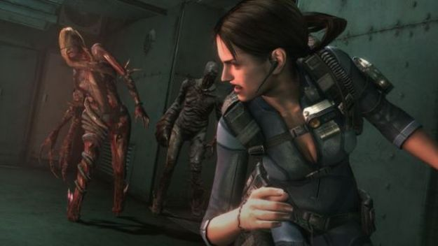resident evil revelations hd diario di sviluppo video