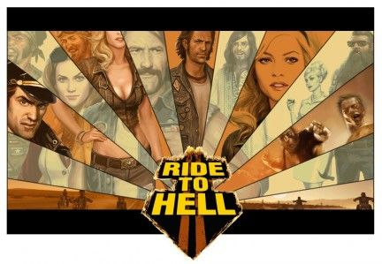 Annunciato Ride to Hell