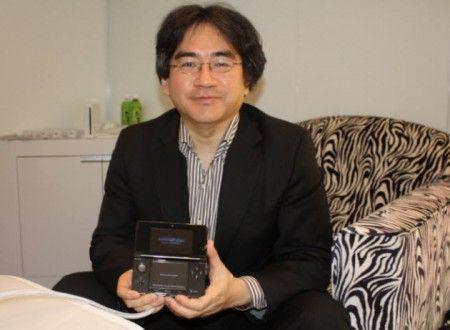 Nintendo 3DS – Iwata dice: