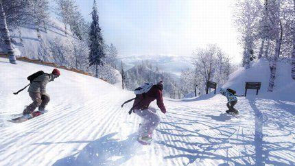 Shaun White Snowboarding 2009 – Anteprima