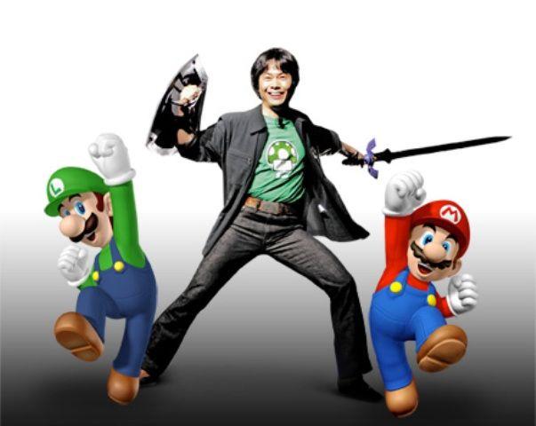 Nintendo: Shigeru Miyamoto resta, non va a casa