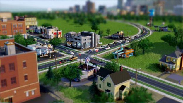 simcity gameplay caratteristiche gioco