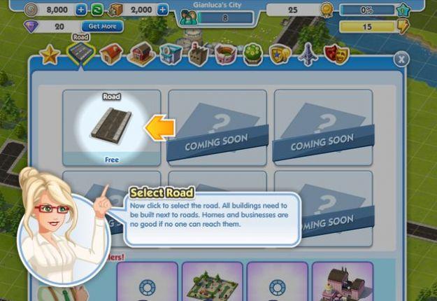 SimCity Social, il nuovo gioco gratis su Facebook