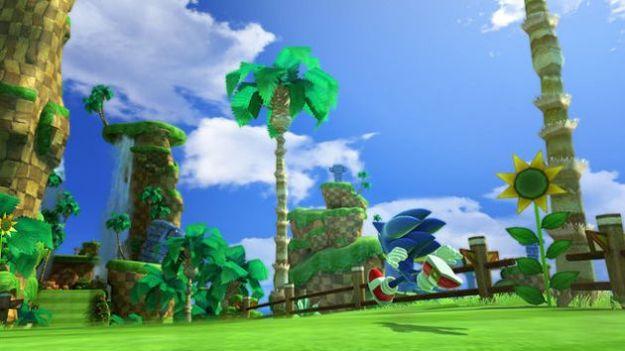 In Sonic Generations ci sarà il contenuto sbloccabile Sonic the Hedgehog