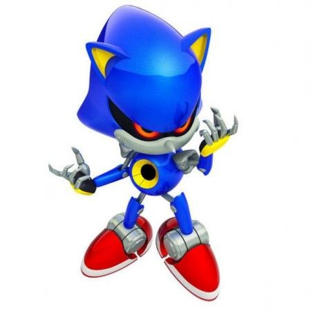 Metal Sonic presente in Sonic Generations! Pronti a combattere?
