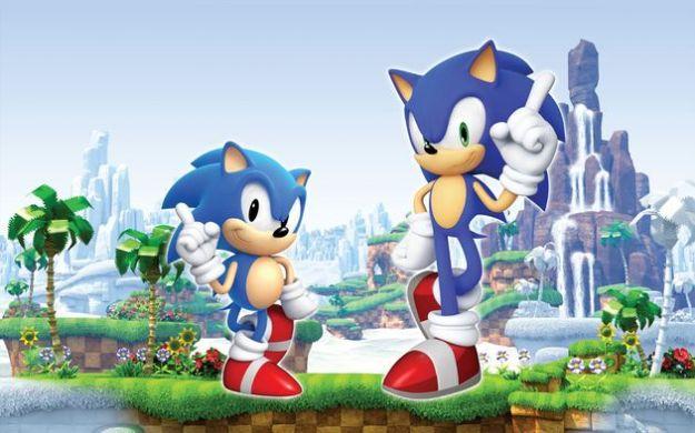 sonic generations videogioco serie preordini