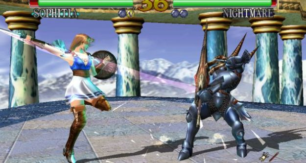 Soul Calibur arriverà a breve su iPhone e iPad