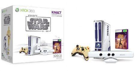 Star Wars Kinect presentato ufficialmente da Microsoft