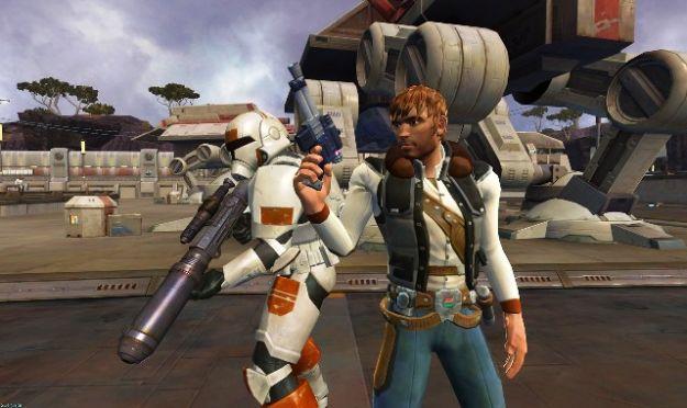 star wars the old republic bioware