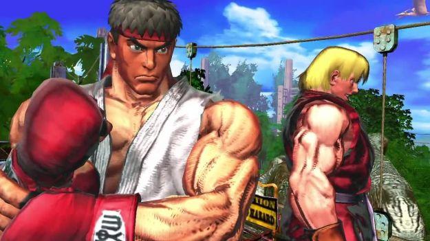 street fighter x tekken giochi capcom